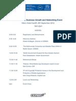Cemas Ipr Agenda - 2012