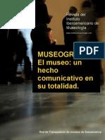 Revista Del Instituto Iberoamericano de Museologia. Enero 2013