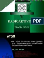 Radoaktivitas dalam bidang pertanian