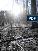 Apeiron Review Issue 5