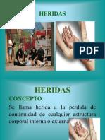 HERIDAS DE TEJIDOS BLANDOS.ppt