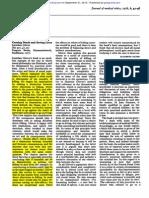 J Med Ethics 1978 Telfer 47