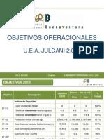 Planeamiento Operacion Julcani Buenaventura