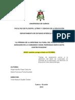 MONOGRAFÍA FINAL DE HIPOLITO Y MARIA