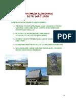 94941963 Tantangan Konservasi Di Taman Nasional Lore Lindu