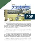 School Profile PDF
