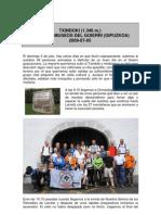 Txindoki 2009-07-05 gazt