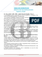 Exerccios Nacionalidade Esaf.docx