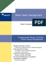 Boiler Water Chemistry