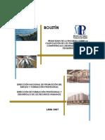 Boletin Pesca Dfp Encuesta Competencias 2007