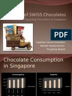 Group 8A-Chocolate Logistics