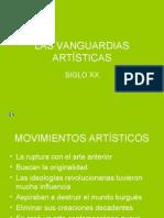 LAS VANGUARDIAS ARTÍSTICAS