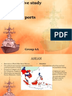 Group 6A Comparison of ASEAN Ports