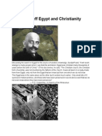Gurdjieff Egypt and Christianity