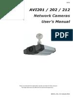 AVI202 AvTech IP Camera