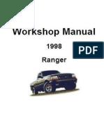 1998 Manual de Taller Ranger