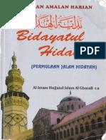 Bidayatul Hidayah - Imam Al-ghazali