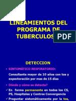 5. Lineamientos Del Programa de TB