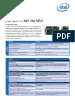 Intel® WiMAX/WiFi Link 5150