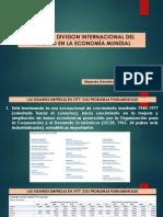 PA1 Nueva división internacional del Trabajo
