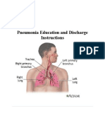 Microsoft Word - Pneumonia Education English