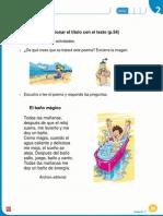 FichaRefuerzoLenguaje1U2 Relacionar Titulo Con El Cuento