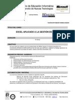 Excel Aplicado a La Gestion de Rrhh