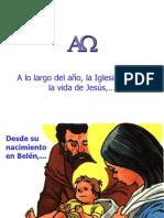 Año litúrgico niños