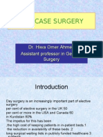 Day Case Surgery 1L