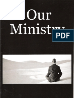 Our Ministry