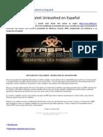 Metasploit Unleashed [Español]