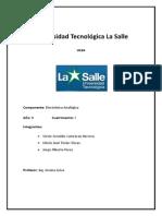 Universidad Tecnológica La Salle
