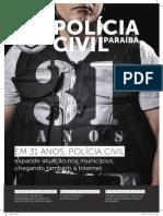 Revista Polícia Civil  31 anos