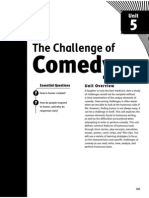 Unit 5 - The Challenge of Comedy