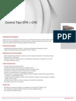 Control Tipo EPR + CPE