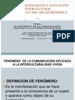 Exp. La Comunicacion Intercultural AURY