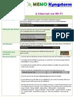 MEMO Connecter HD-200s à internet via wifi.pdf