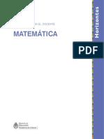 CD Matematicas Coleccion Horizonte