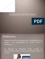 12.FARMACODINAMIA