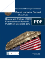 S.E.C. Inspector General's Recommendations 2