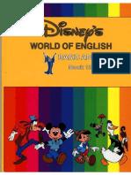 Disney s World of English Basic ABC s Book 12