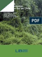 Manual de Plantas Invasoras Del Centro-Sur de Chile