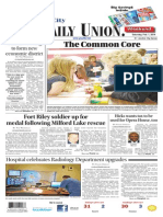 The Daily Union. February 01, 2014