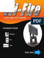 Wi Fire Wireless Internet Getter II