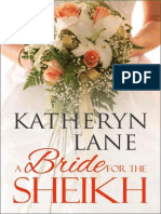 Kathryn Lane-A Bride for the Sheikh