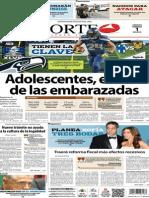 Periódico Norte edición impresa día 1 de febrero 2014