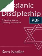 Messianic Discipleship