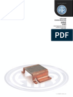 HTR India - Products - Current Sense Resistors - Electron Beam Welded - HRE (English)