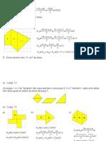 Áreas de quadriláteros - resolução de exercícios