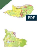 Peta Desa Cibeureum Dan Desa Tarumajaya